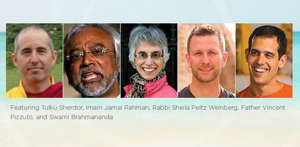 Meditation as a Path to Enlightenment: An Interfaith Symposium