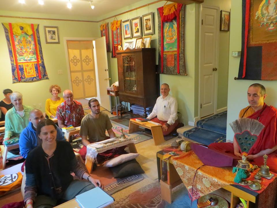 Tara's Triple Excellence Weekend Retreat April 2015