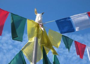 thumb prayerflags